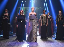 In pictures: 10th season Fashion Forward Dubai at Dubai Design District (D3)