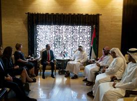 US and UAE discuss plan to drain terrorist's war chests