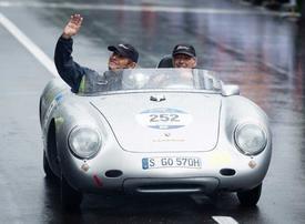 Chopard launches classic car rally in Dubai