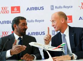 Airbus working with Emirates on new A380 order for Dubai Airshow