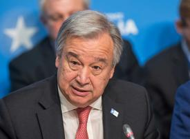 World cannot afford major confrontation in the Gulf: UN chief