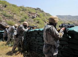 Saudi Arabia seals Yemen borders, accuses Iran over missile strike