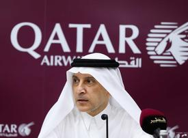 Women, look away: Qatar Airways CEO says only men can do his job