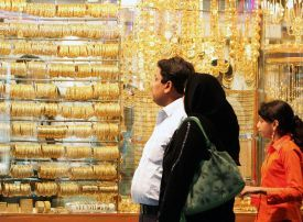 Dubai gold retailers welcome VAT exemption amid declining trade