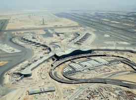In pictures: Latest images of Abu Dhabi's Midfield Terminal project
