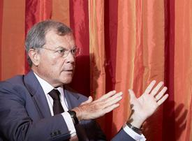 Influencers are not reshaping the media landscape, says Martin Sorrell