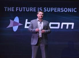 Strong Gulf interest for supersonic airliner - Boom CEO