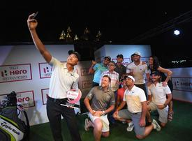 Video: Golfers compete in Dubai Hero Challenge at Nasimi Beach Club