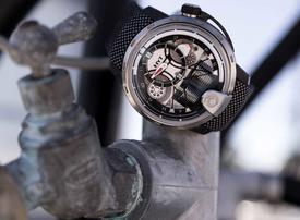 Dubai Watch Week: HYT's liquid assets