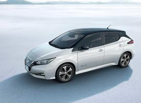 Nissan Electrifies Dubai International Motor Show with the World's Best-Selling Electric Car