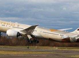 Etihad says to operate Dreamliner on all Swiss flights