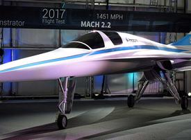 In pictures: 5 things to know about... the Boom supersonic airliner