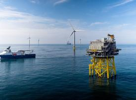 UAE's Masdar inaugurates third UK wind farm