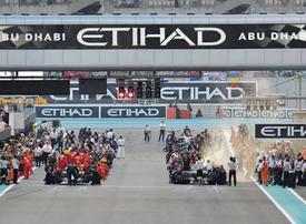 In pictures: Formula 1 Etihad Airways Abu Dhabi Grand Prix
