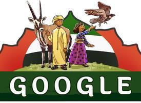 Google Doodle celebrates UAE National Day