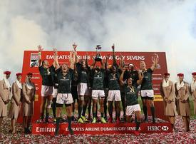 South Africa set to defend Dubai Rugby Sevens title
