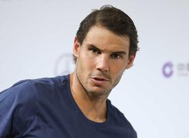 Rafa Nadal pulls out of Abu Dhabi tournament