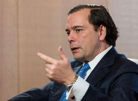 Carlson Rezidor aiming for the big three, says CEO