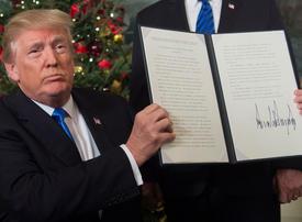 UN votes to reject Trump decision on Jerusalem