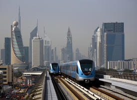 Metro to suspend services between JLT and Ibn Battuta until 2019