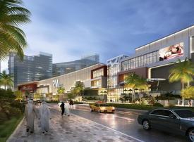 Construction progress revealed at Abu Dhabi's $1.2bn Reem Mall