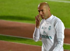 Zidane guards against Madrid complacency in Club World Cup