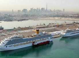 Dubai targets 1 million cruise tourists for first time in 2019-20 season