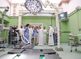 Dubai opens world's first camel hospital