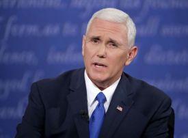 Pence postpones Middle East Trip ahead of Senate tax vote