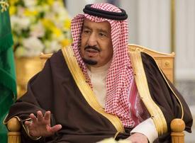 Saudi's King Salman announces new cabinet reshuffle