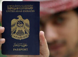 UAE passport named world's most improved in last decade
