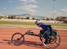 Video: 14-year-old refugee from Syria dreams of Paralympics