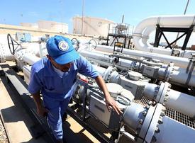 Oil trades near 2015 high after Libyan pipeline blast