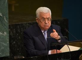 Palestinians recall envoy to US to consult over Jerusalem move