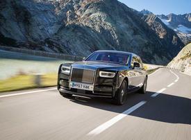 Video: How to drive a $500,000 Rolls-Royce Phantom