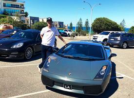 'Strong interest' from UAE in blockchain-based luxury car platform
