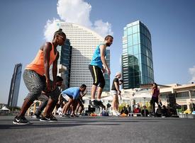 Dubai Fitness Challenge returns for third year