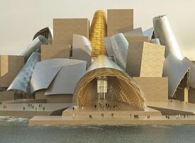 Guggenheim Abu Dhabi 'on track... on budget' for 2022 opening - executive