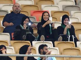 Saudi female fan ban at Italian Supercup sparks row