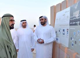 Dubai ruler launches first unfenced desert conservation reserve