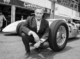 Timeless classics: Chopard's CEO brings together classic cars enthusiasts and timepiece collectors