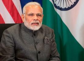 India bans Narendra Modi film until after mega-election