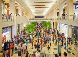 Abu Dhabi retail sector hit as consumers tighten belts