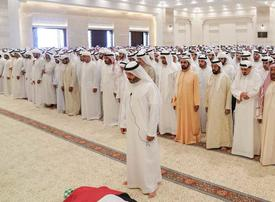 Condolences pour in for mother of UAE president