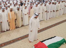 UAE President's mother passes away