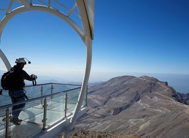 Video: UAE home to world's longest zipline