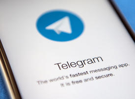 Hong Kong protests drive surge in popular Telegram chat app