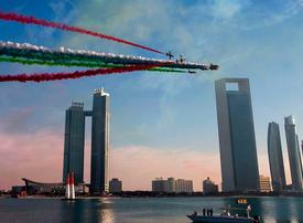 In pictures: Amazing aerobatics at Red Bull Air Race in Abu Dhabi skies