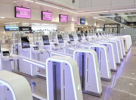 New enhanced smart gates opened at DXB