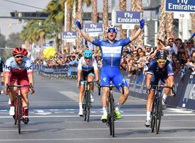 Viviani sprints to Dubai Tour victory